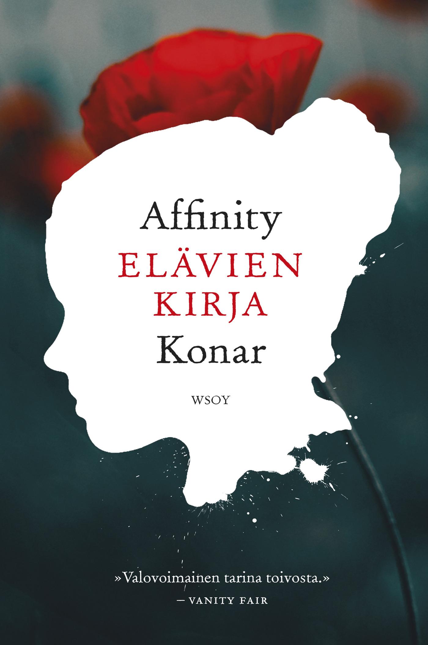 Konar, Affinity - Elävien kirja, e-kirja