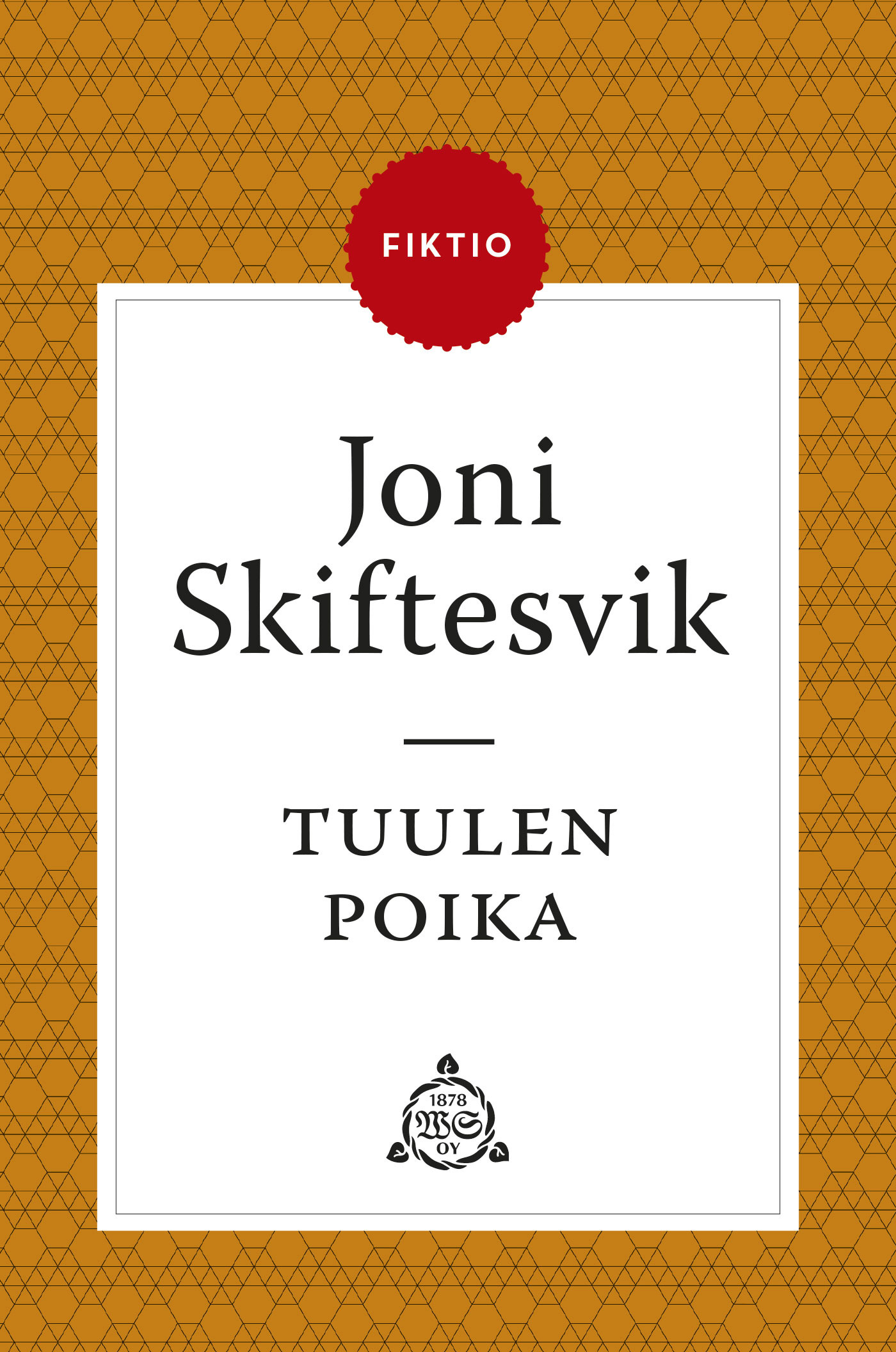 Skiftesvik, Joni - Tuulen poika, e-bok