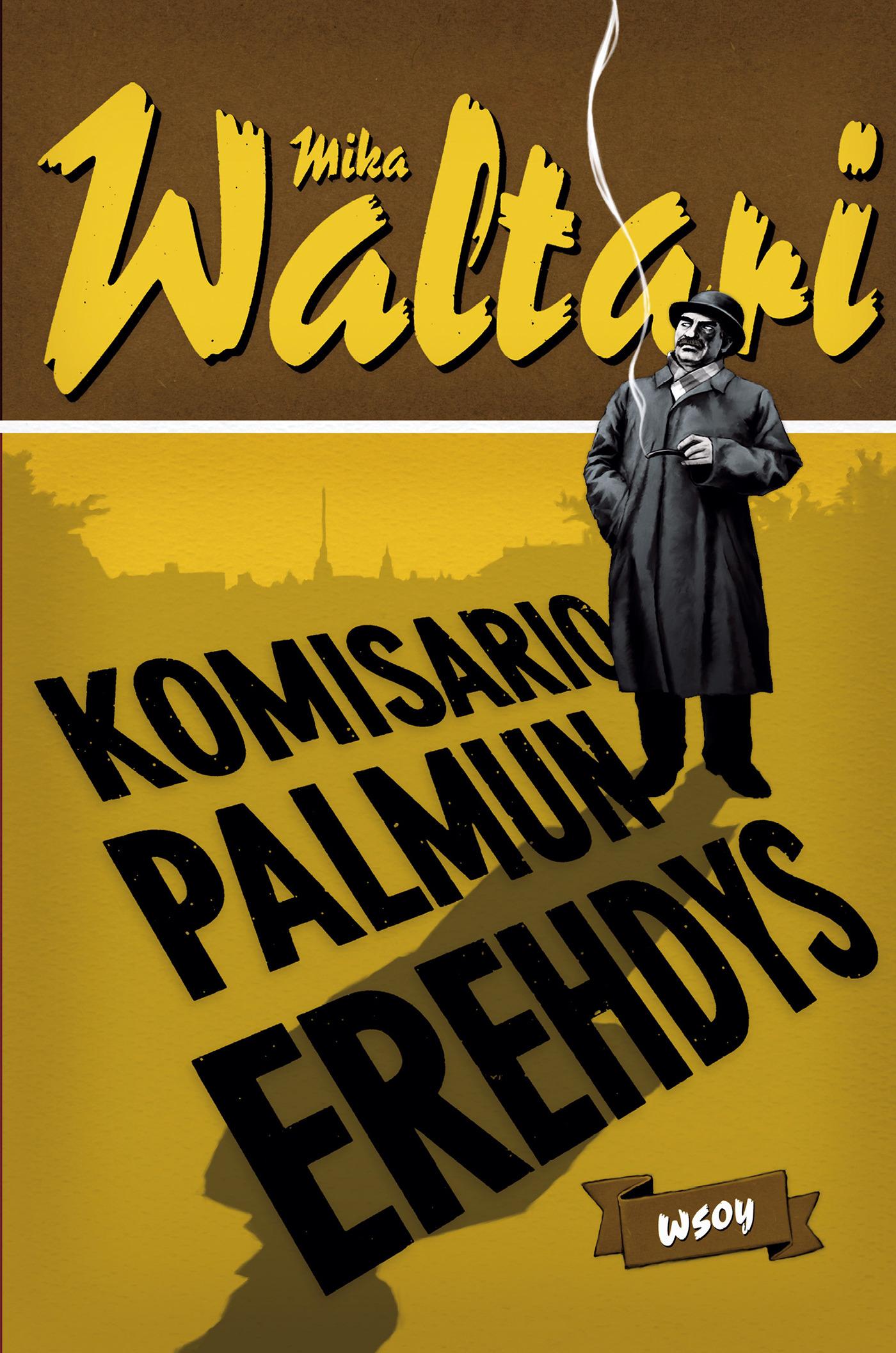 Waltari, Mika - Komisario Palmun erehdys: Komisario Palmu II, e-kirja