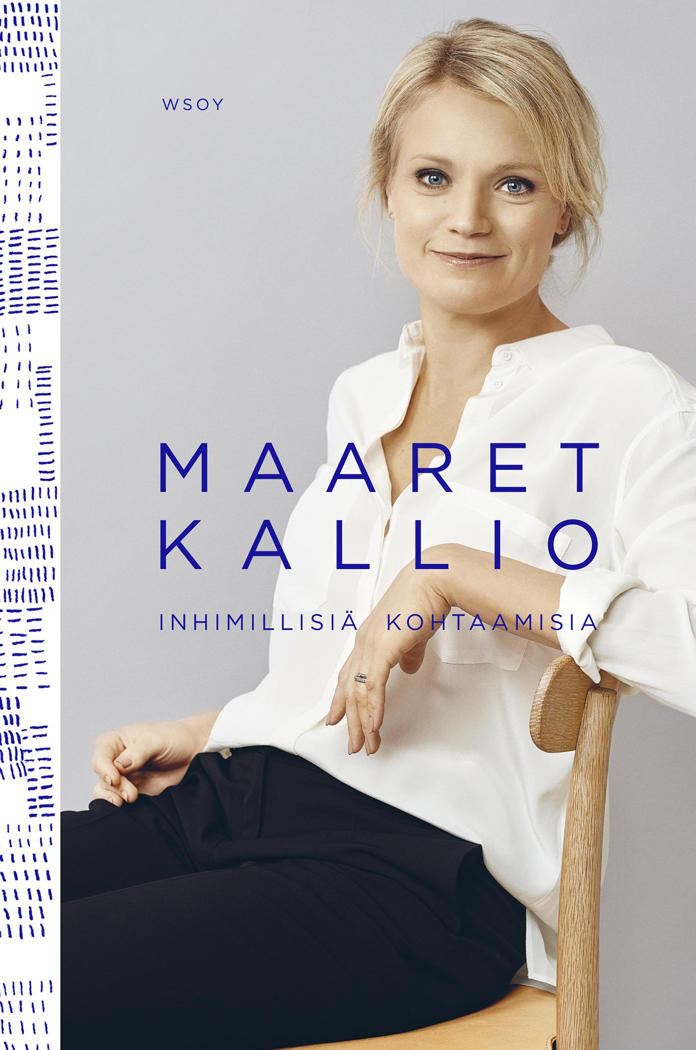 Kallio, Maaret - Inhimillisiä kohtaamisia, ebook