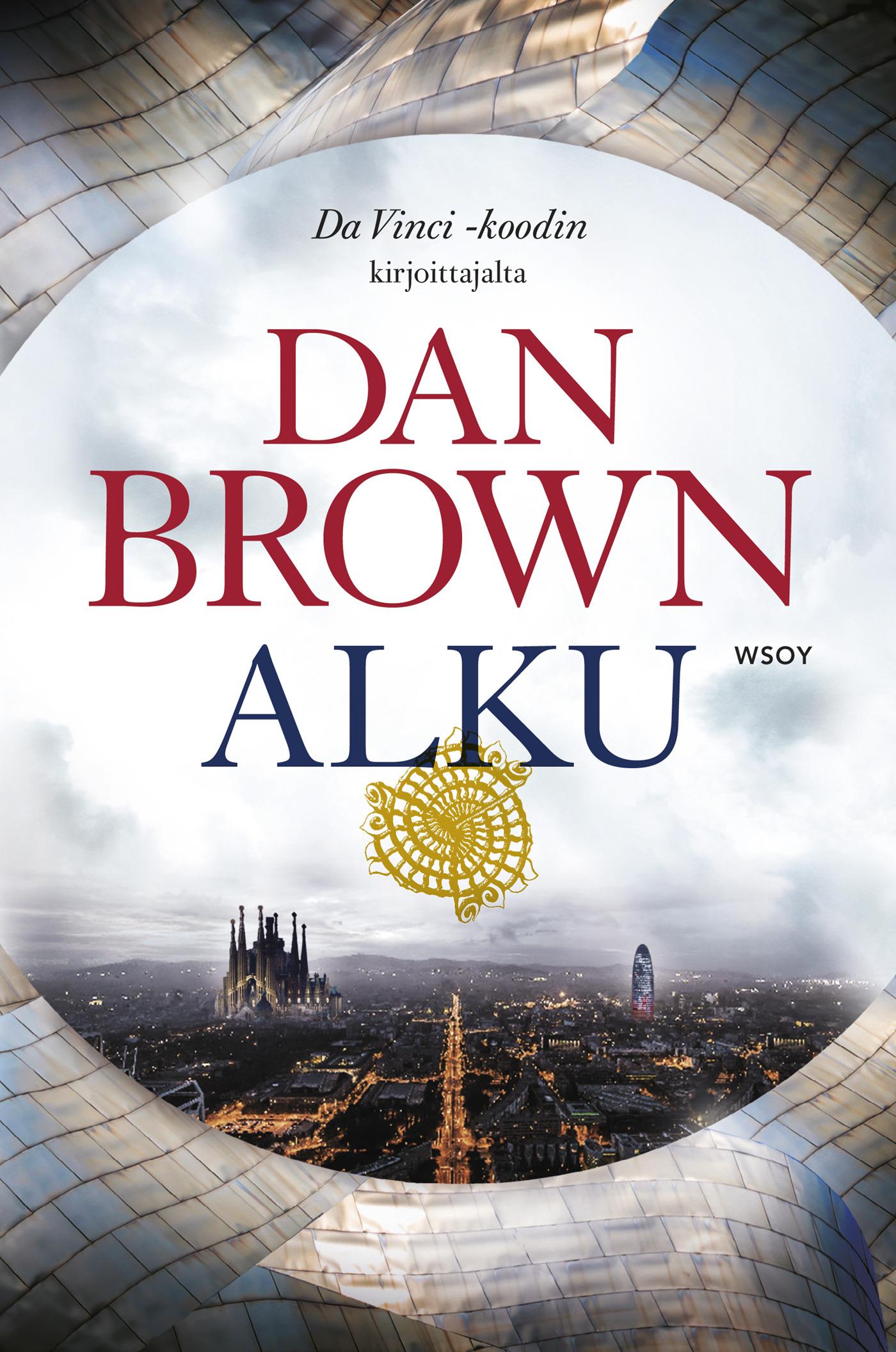 Brown, Dan - Alku, e-kirja
