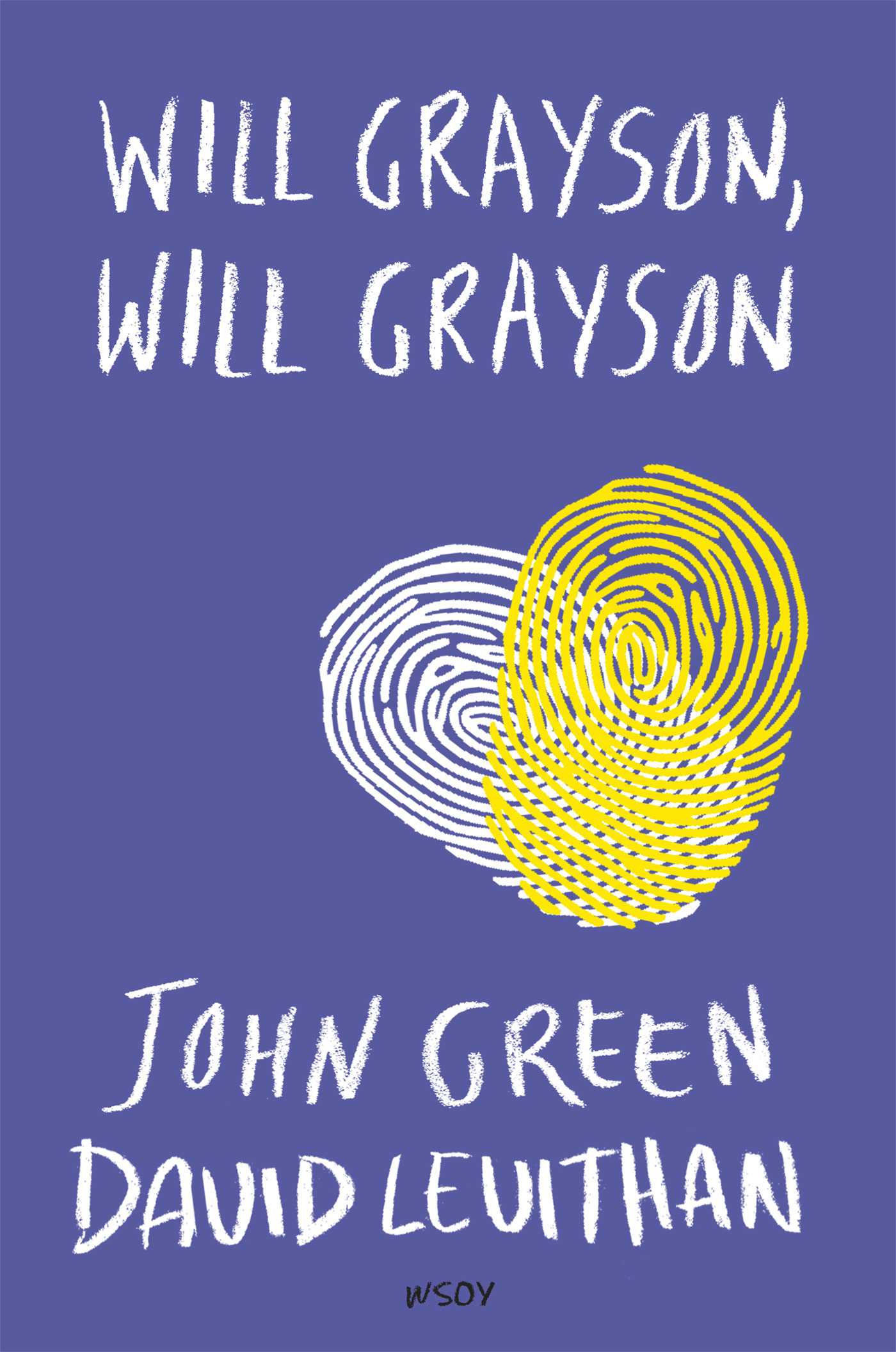Green, John - Will Grayson, Will Grayson, e-kirja