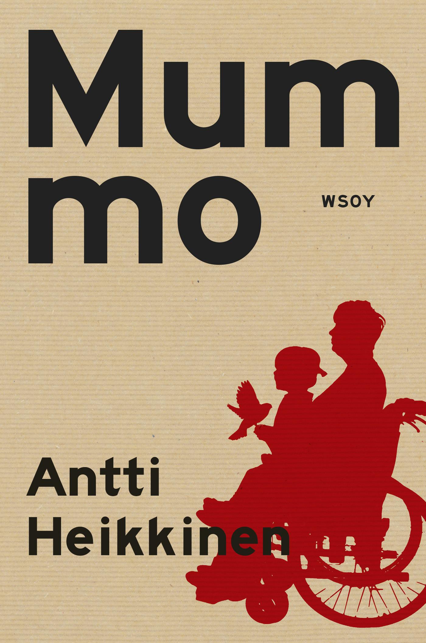 Heikkinen, Antti - Mummo, ebook