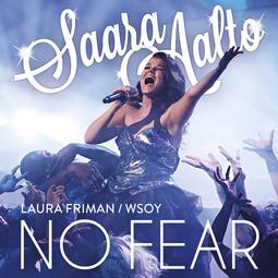 Friman, Laura - Saara Aalto - No Fear, äänikirja