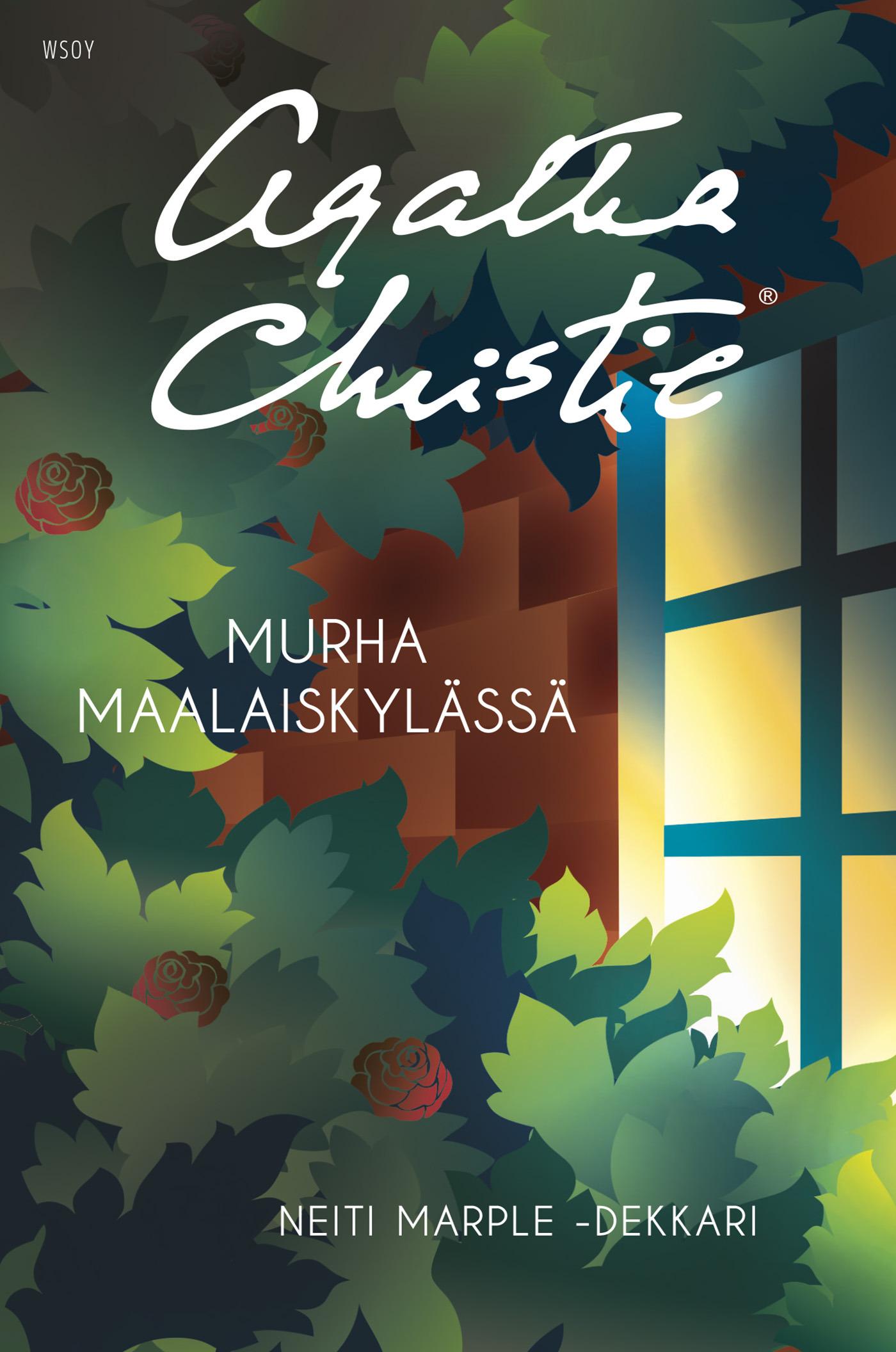 Christie, Agatha - Murha maalaiskylässä, e-kirja