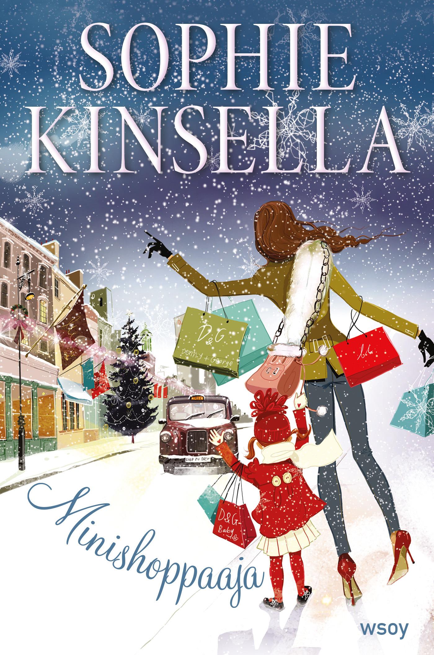 Kinsella, Sophie - Minishoppaaja, e-kirja