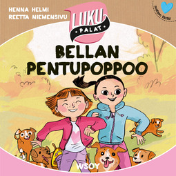 Heinonen, Henna Helmi - Bellan pentupoppoo, äänikirja