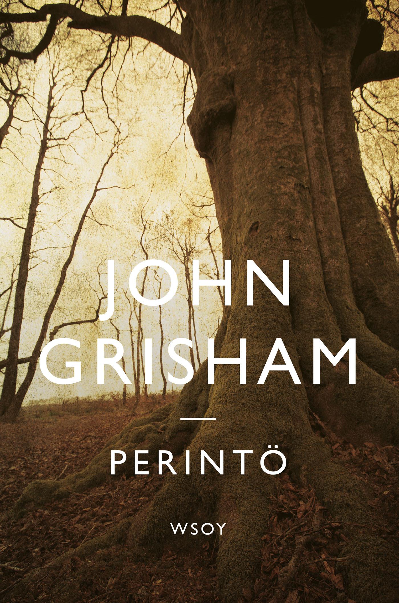 Grisham, John - Perintö, ebook