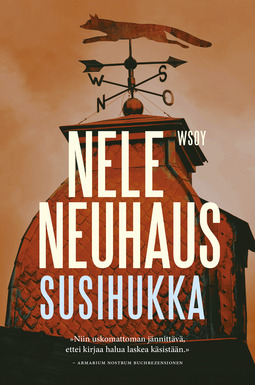 Neuhaus, Nele - Susihukka, e-kirja