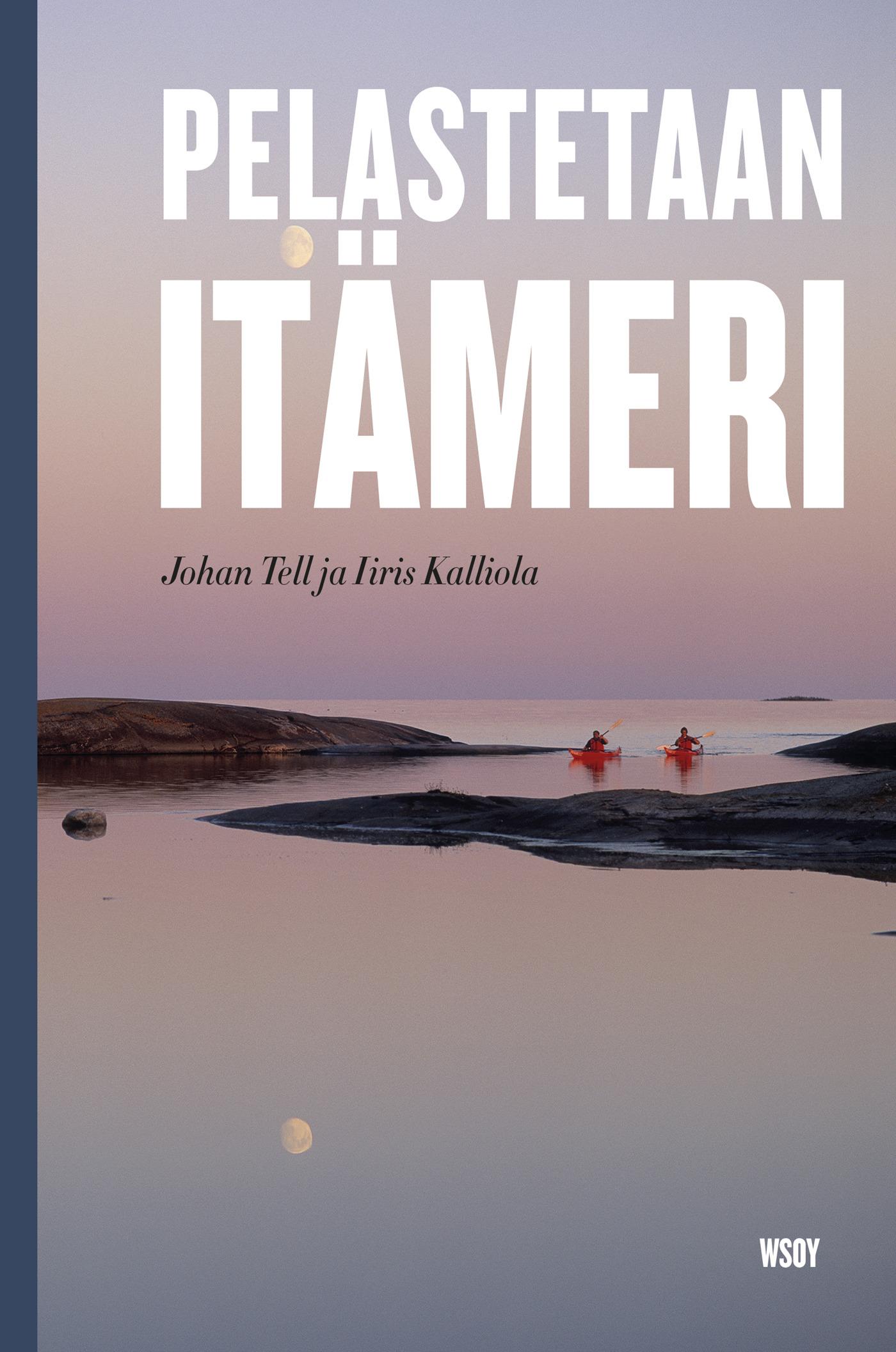 Kalliola, Iiris - Pelastetaan Itämeri, e-kirja
