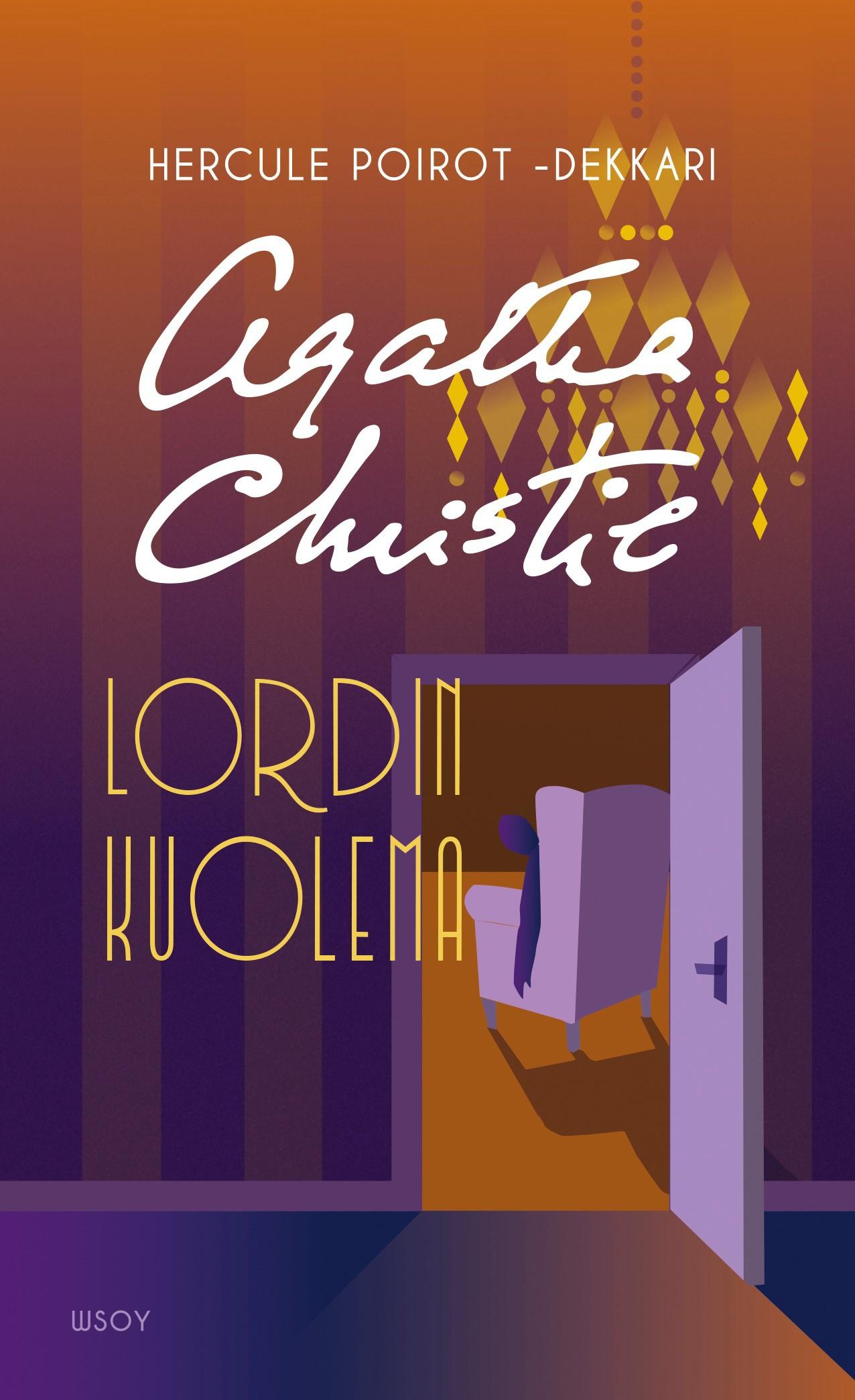 Christie, Agatha - Lordin kuolema, e-kirja