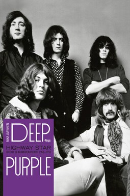 Järvinen, Mika - Deep Purple: Highway Star - Ritchie Blackmoren vuodet 1968-1993, e-kirja