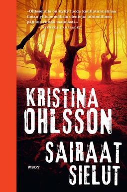 Ohlsson, Kristina - Sairaat sielut, e-kirja