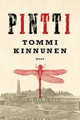 Kinnunen, Tommi - Pintti, e-kirja