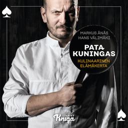 Ånäs, Markus - Patakuningas: Elämä lautasella, äänikirja