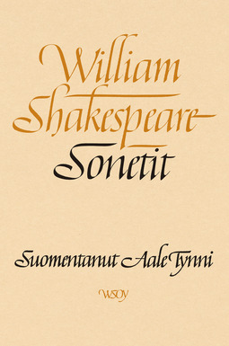 Shakespeare, William - Sonetit, ebook