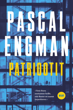 Engman, Pascal - Patriootit, e-kirja