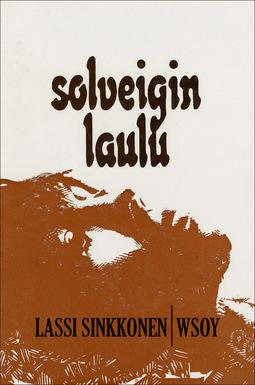 Sinkkonen, Lassi - Solveigin laulu, ebook