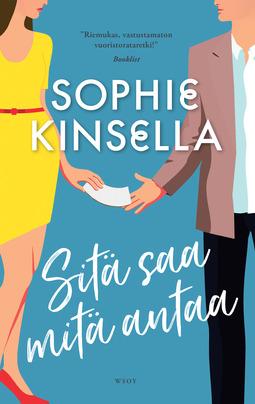 Kinsella, Sophie - Sitä saa mitä antaa, e-kirja