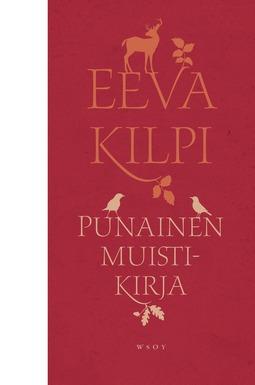 Kilpi, Eeva - Punainen muistikirja, e-kirja