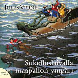 Verne, Jules - Sukelluslaivalla maapallon ympäri, äänikirja