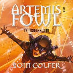 Colfer, Eoin - Artemis Fowl: Ikuisuuskoodi, äänikirja