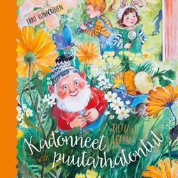 Viinikainen, Taru - Tiltu ja Lettu - Kadonneet puutarhatontut, audiobook