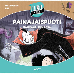 Hai, Magdalena - Painajaispuoti: Hampaat hukassa: Lukupalat, audiobook