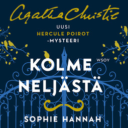 Hannah, Sophie - Kolme neljästä, äänikirja