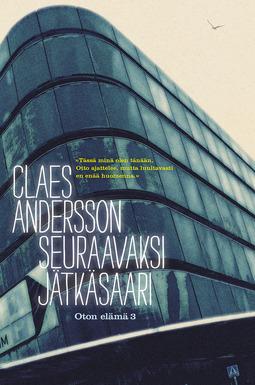 Andersson, Claes - Seuraavaksi Jätkäsaari, e-kirja