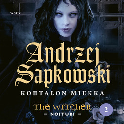 Sapkowski, Andrzej - Kohtalon miekka: The Witcher - Noituri 2, äänikirja