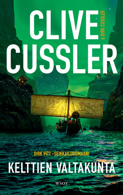 Cussler, Clive - Kelttien valtakunta, ebook