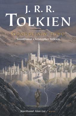 Tolkien, J. R. R. - Gondolinin tuho, e-kirja