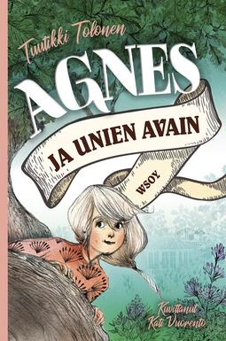 Tolonen, Tuutikki - Agnes ja unien avain, e-kirja