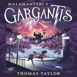 Taylor, Thomas - Gargantis, äänikirja