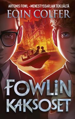 Colfer, Eoin - Fowlin kaksoset, e-kirja