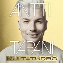 Tuisku, Antti - Antti Tapani : Kultaturbo, äänikirja
