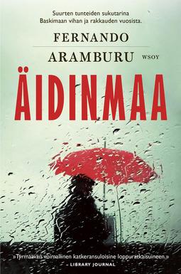 Aramburu, Fernando - Äidinmaa, e-kirja