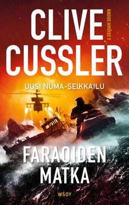 Cussler, Clive - Faraoiden matka, ebook