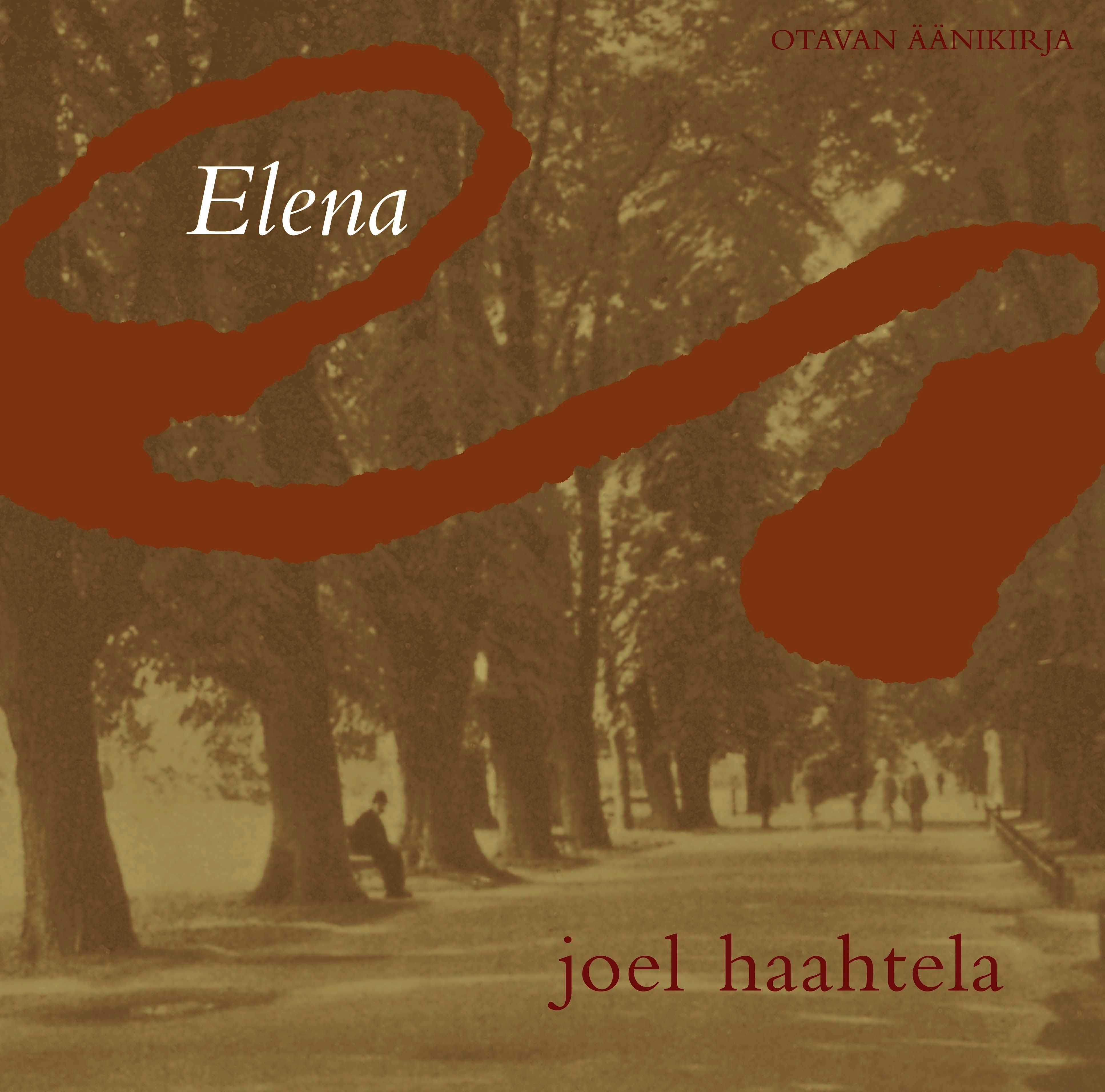 Haahtela, Joel - Elena, audiobook