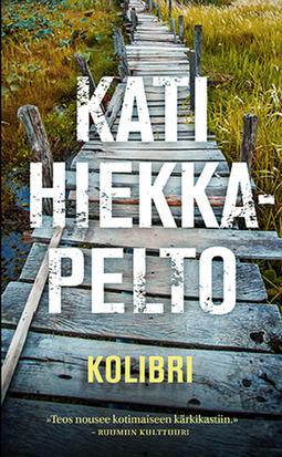Hiekkapelto, Kati - Kolibri, e-kirja