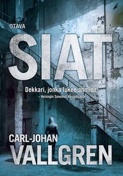 Vallgren, Carl-Johan - Siat, e-kirja