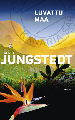 Jungstedt, Mari - Luvattu maa, e-kirja
