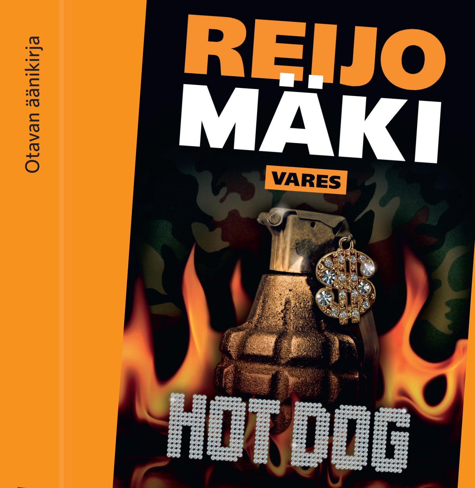 Mäki, Reijo - Hot dog, äänikirja
