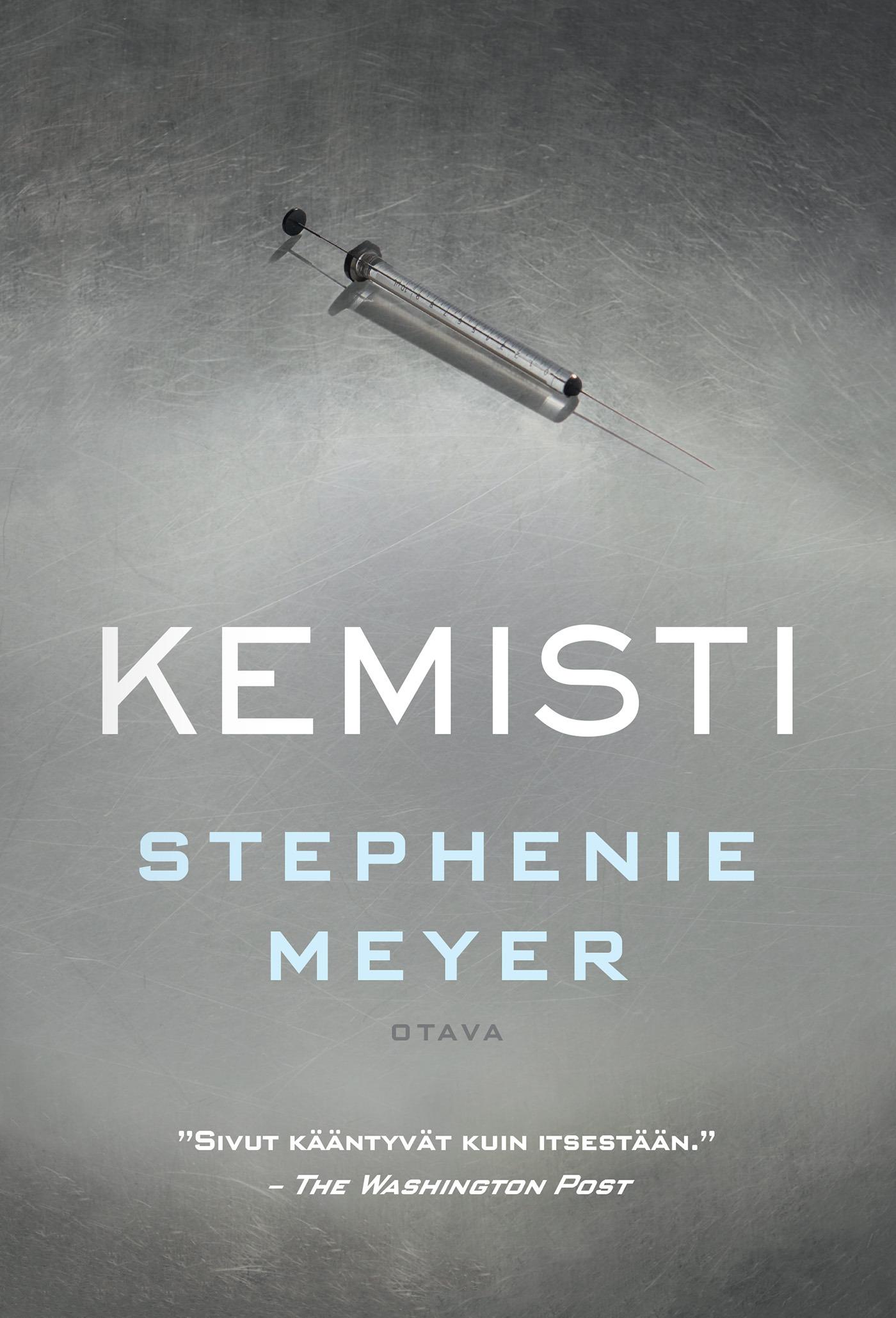 Meyer, Stephenie - Kemisti, e-kirja