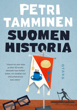 Tamminen, Petri - Suomen historia, e-kirja