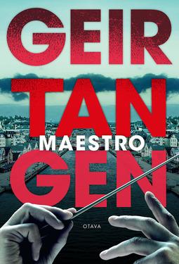 Tangen, Geir - Maestro, e-kirja