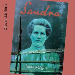 Köngäs, Heidi - Sandra, äänikirja