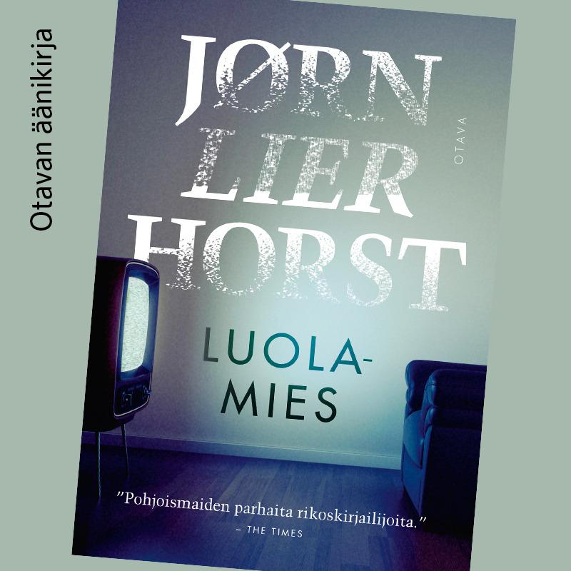 Horst, Jørn Lier - Luolamies, äänikirja