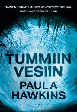 Hawkins, Paula - Tummiin vesiin, e-kirja